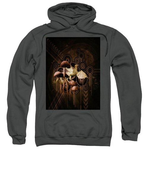 Mushroom Dragon Sweatshirt