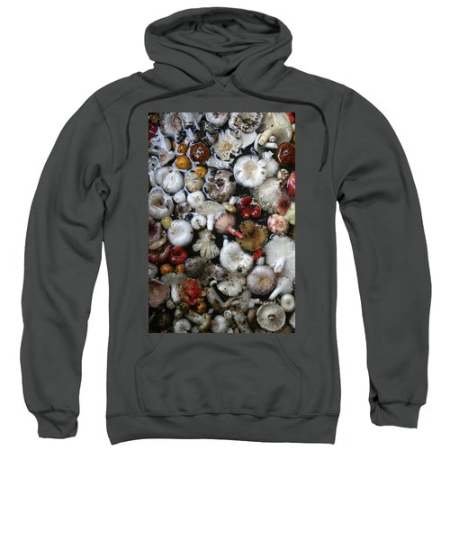 Mushrooms In Thailand Sweatshirt