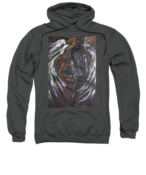 Music Angel Of Broken Wings Sweatshirt