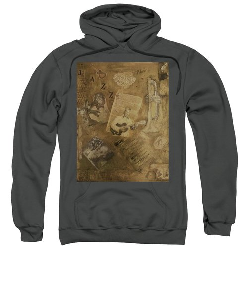 Music From The Past Sweatshirt