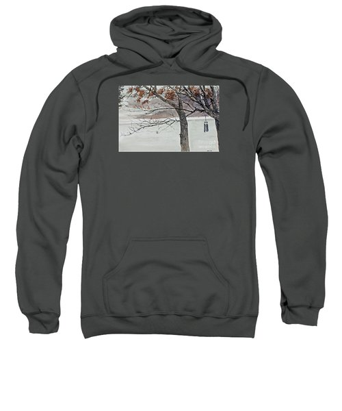 Music Of The North Wind Sweatshirt