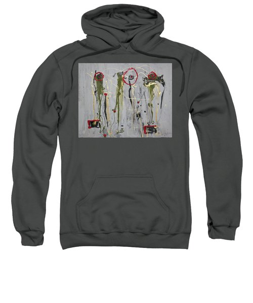 Musical Strings Sweatshirt
