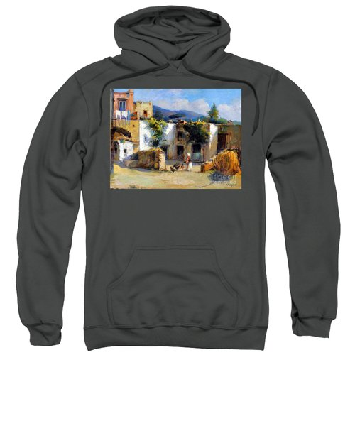 My Uncle Farm House Sweatshirt