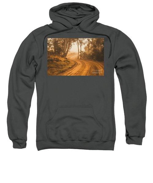 Mysterious Autumn Trail Sweatshirt