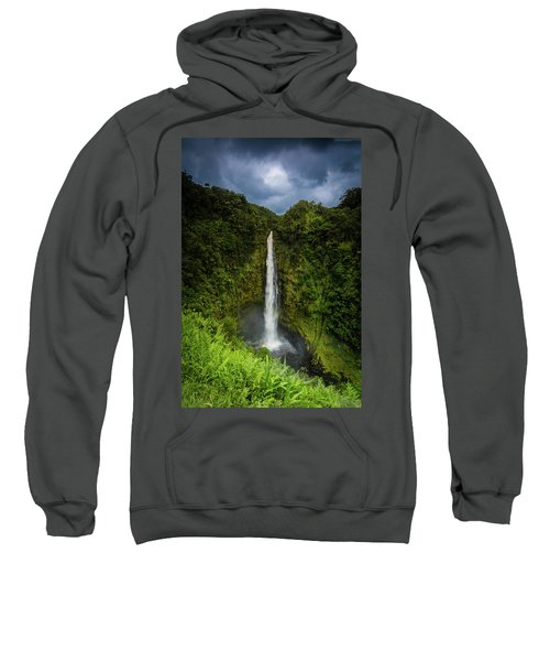 Mystic Waterfall Sweatshirt