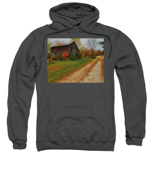 Mystical Country Lane  Sweatshirt