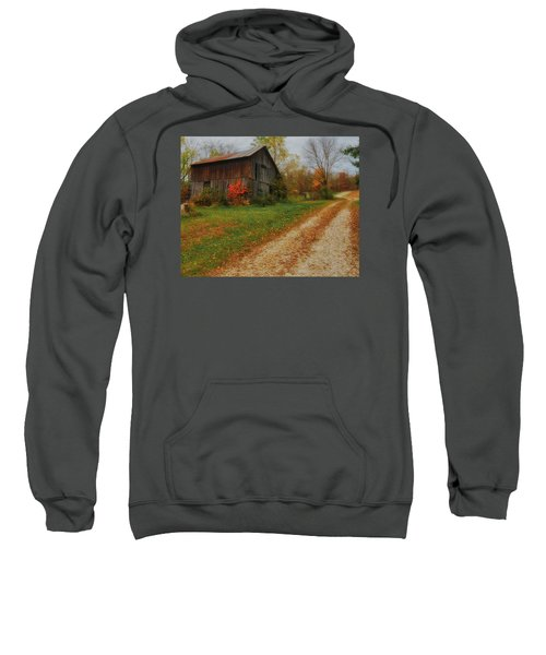 Mystical Country Lane  Sweatshirt