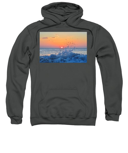Nags Head Sunrise 7/15/16 Sweatshirt