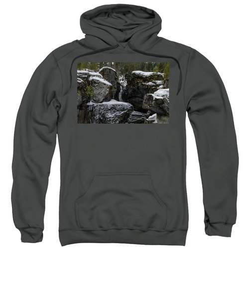 Nairn Falls, Winter Sweatshirt