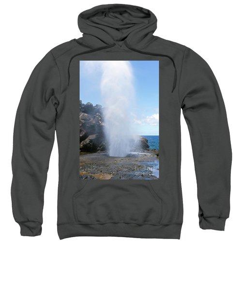 Nakalele Blowhole Sweatshirt