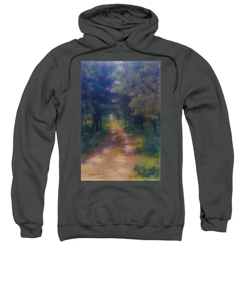 Nantucket Paths #1 Sweatshirt