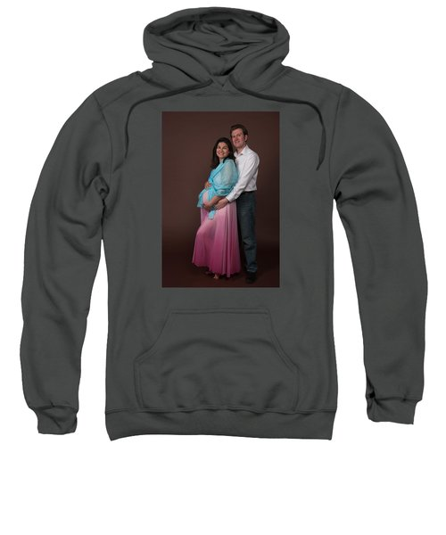 Nasiba And Clinton Sweatshirt