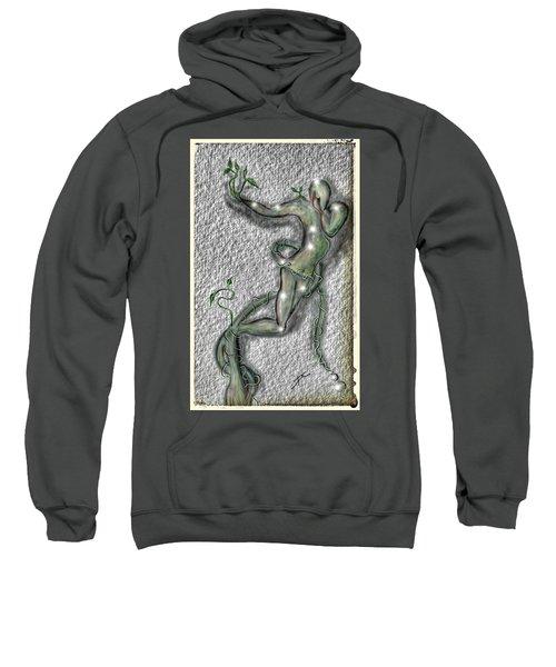 Nature And Man Sweatshirt