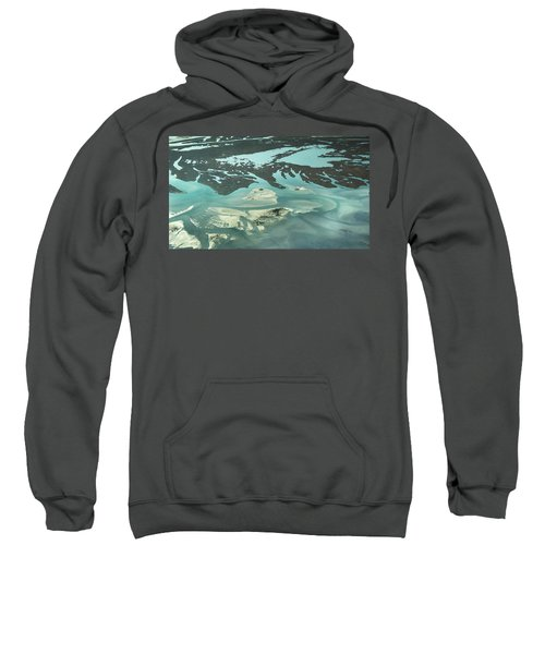 Natures Art On Barnegat Bay Sweatshirt