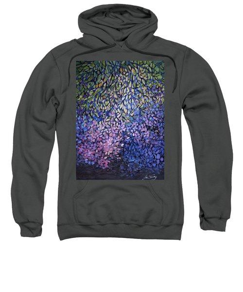 Natures Stain Glass Symphony Sweatshirt