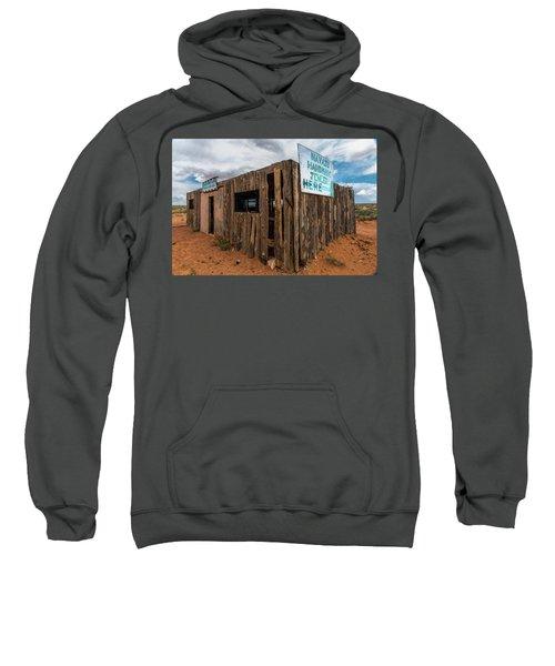 Navajo Jewelry Sweatshirt