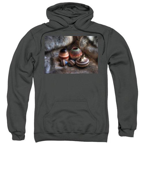 Navajo Pottery Sweatshirt