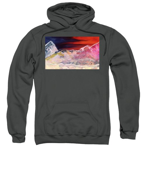 Near Arrow Mountains Sweatshirt