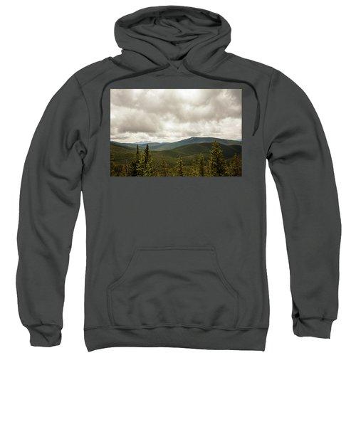 Near Monarch Pass At The Continental Divide Sweatshirt