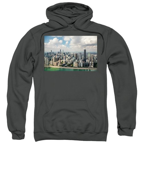 Near North Side And Gold Coast Sweatshirt