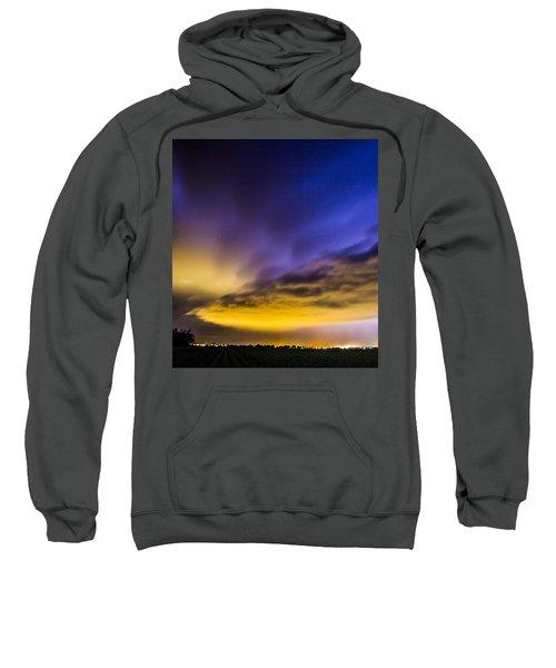 Nebraska Night Beast 021 Sweatshirt