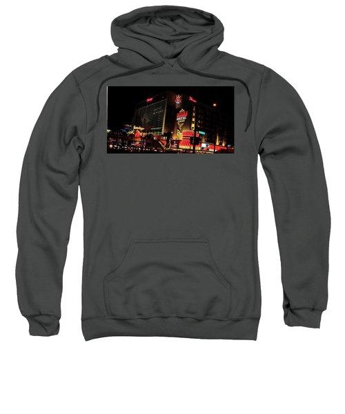 Neon Lights Sweatshirt