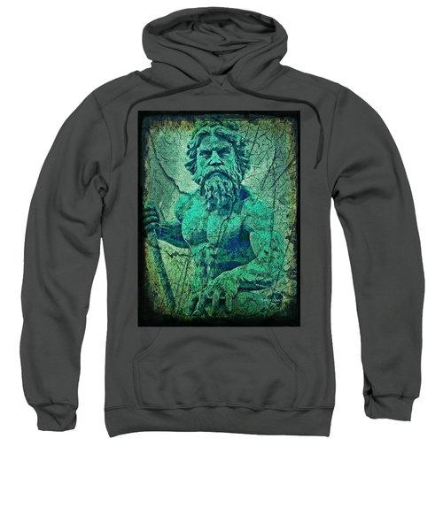 Neptune In Patina Sweatshirt