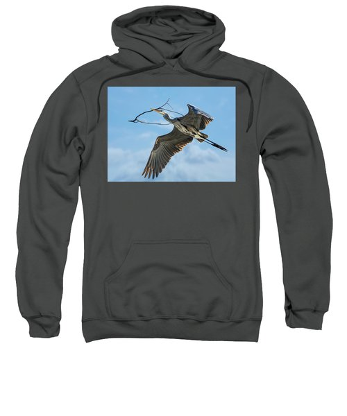Nest Builder Sweatshirt