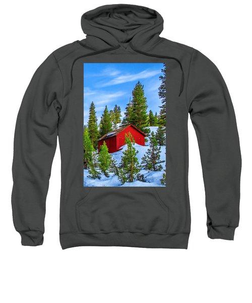 Nestled In Sweatshirt
