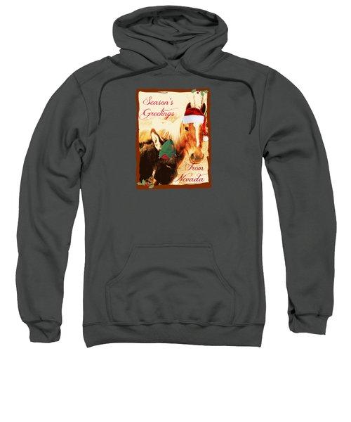 Nevada Greetings Sweatshirt