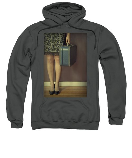 Never To Look Back Sweatshirt