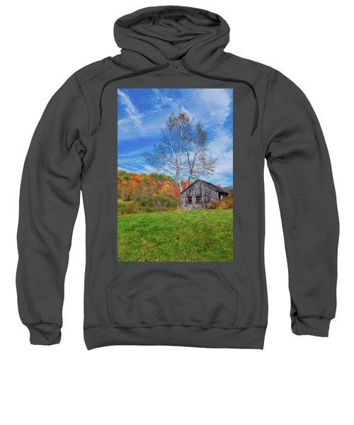 New England Fall Foliage Sweatshirt