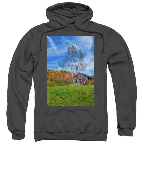 New England Fall Foliage Sweatshirt