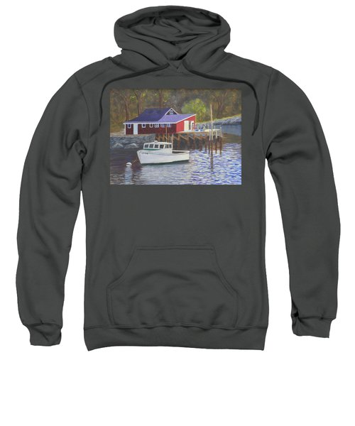 New Harbor Sunrise Sweatshirt