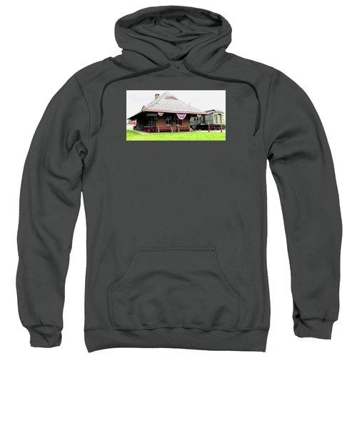 New Oxford Pennsylvania Train Station Sweatshirt