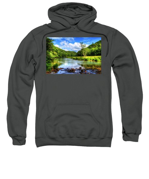 New River Summer Sweatshirt