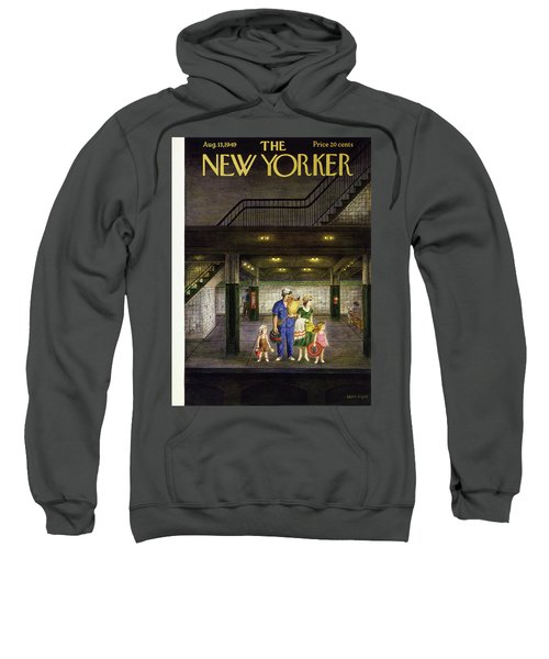 New Yorker August 13 1949 Sweatshirt