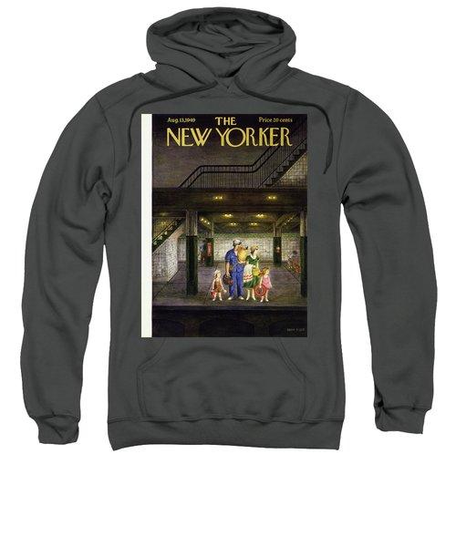 New Yorker August 13 1949 Sweatshirt