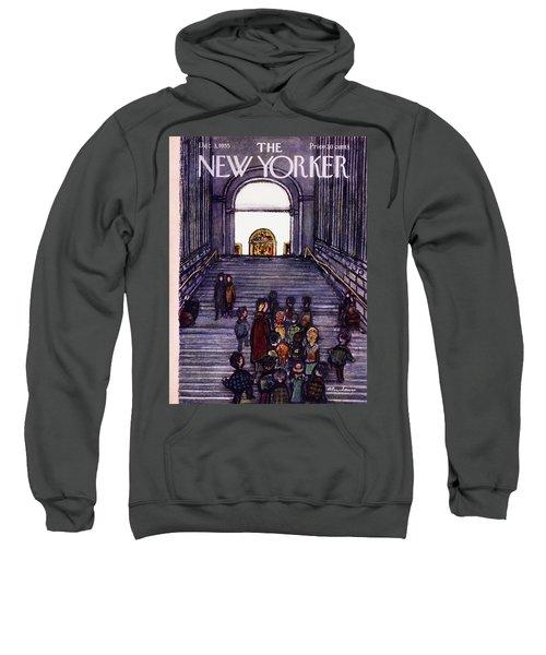 New Yorker December 3 1955 Sweatshirt