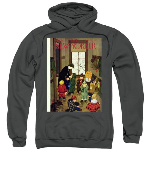 New Yorker January 21 1950 Sweatshirt