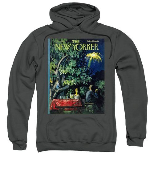 New Yorker July 2 1960 Sweatshirt