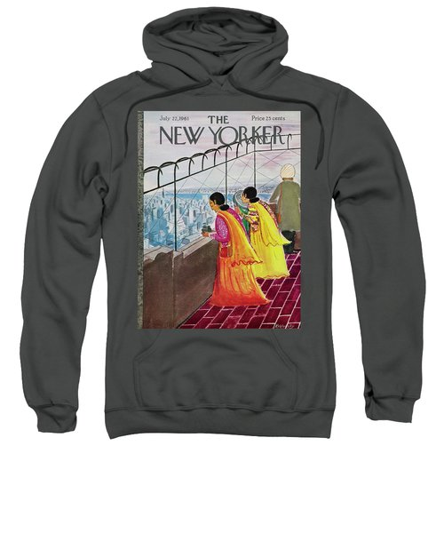 New Yorker July 22 1961 Sweatshirt