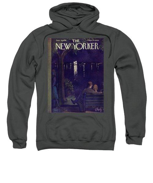New Yorker June 28 1958 Sweatshirt