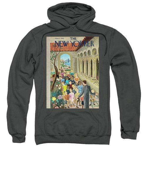 New Yorker June 7 1941 Sweatshirt