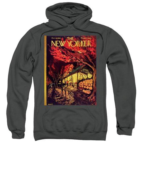 New Yorker October 18 1958 Sweatshirt