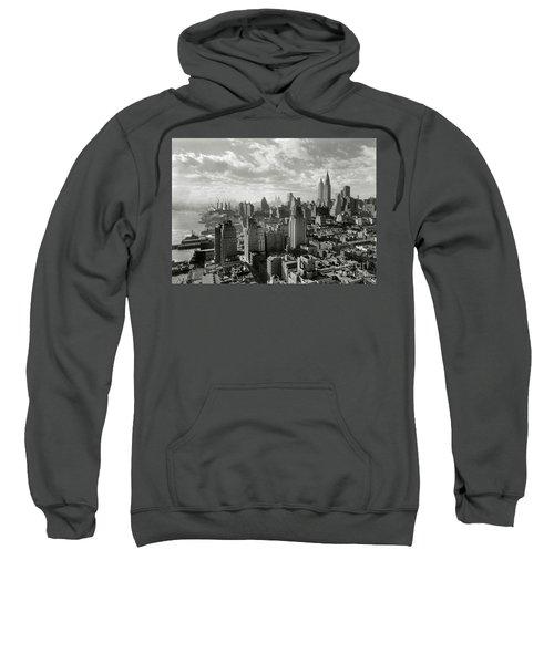 New Your City Skyline Sweatshirt
