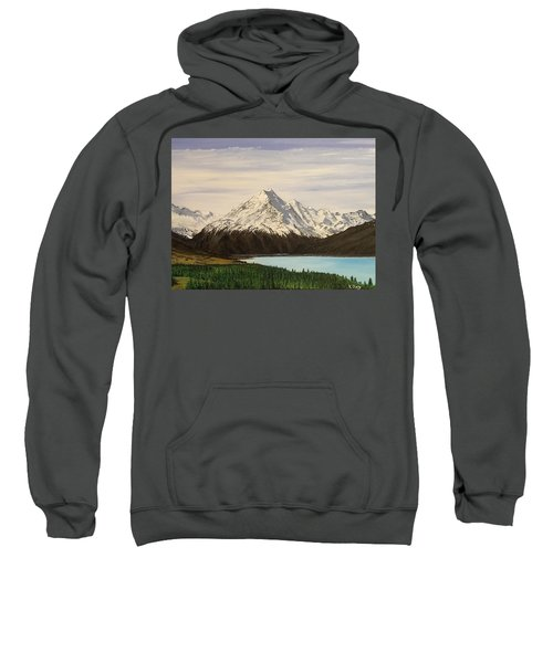 New Zealand Lake Sweatshirt