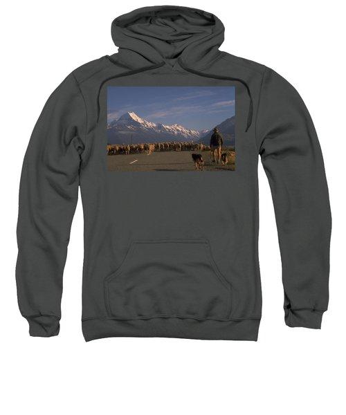 New Zealand Mt Cook Sweatshirt