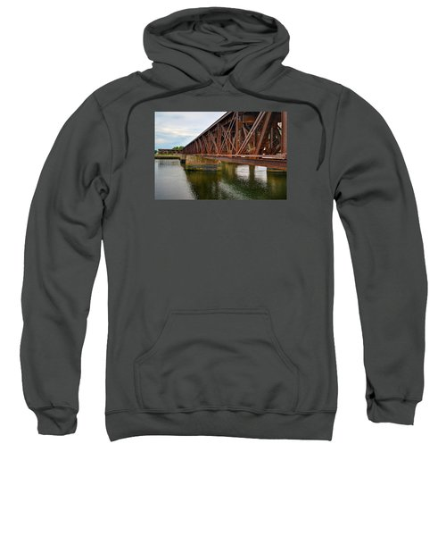 Newburyport Train Trestle Sweatshirt