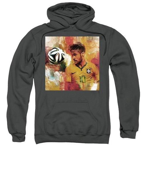 Neymar 05d Sweatshirt